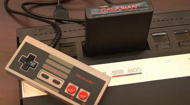Консоль Atari 2600