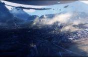 Видео ролик основанный на концепт артах игры Destiny