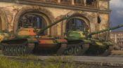 Танк Т-50. Да будет свет!
